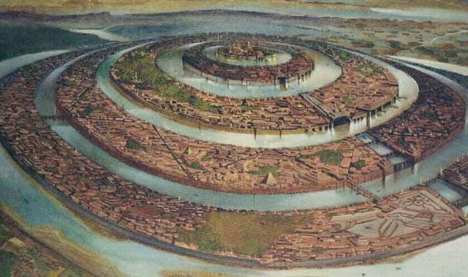 Sacred Geometry International Atlantis Rings