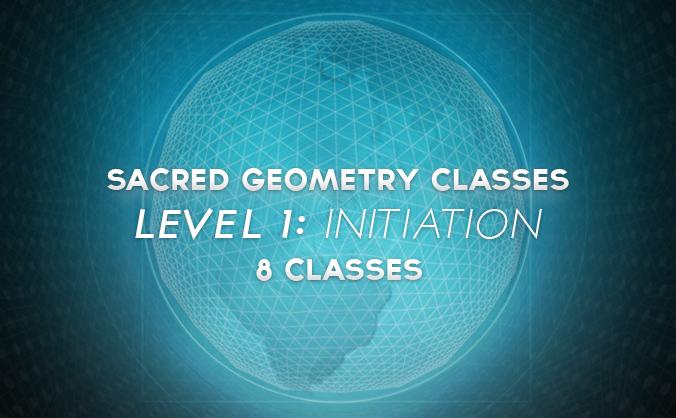 SGI_Classes_Level_1_Banner_Update,Geometry,Sacred Geometry Classes, Learn Sacred Geometry
