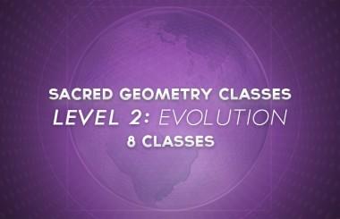 Sacred Geometry Classes: Levels 1-3