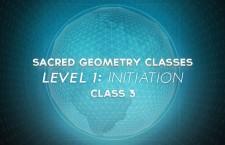 Sacred Geometry International: Sacred Geometry Classes Level 1 Class 3