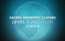 Sacred Geometry Classes Level 1 Class 8