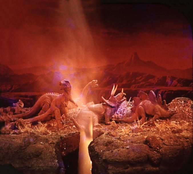 Cretaceous catastrophe The Animal World