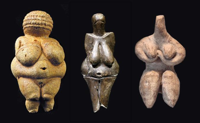 Artifacts of Goddess Worship