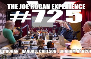 Joe Rogan, Graham Hancock and Randall Carlson Rewrite History on JRE #725
