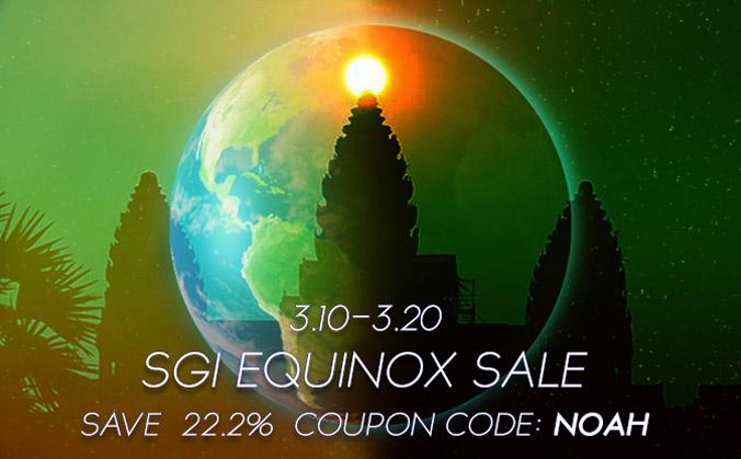 SGI, Equinox Sale
