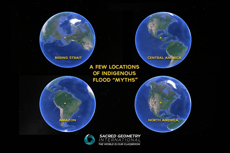 Indigenous-global-flood-myth-locations