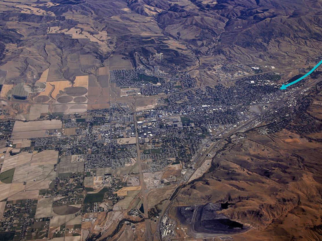 Pocatello Idaho, Great Flood, Snake River Plain, Randall Carlson