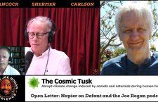 Open Letter: Napier on Defant and the Joe Rogan podcast