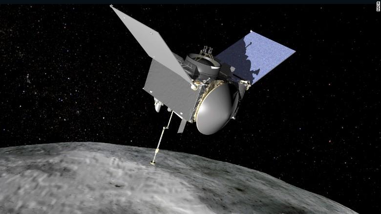 osiris rex, nasa, asteroid, mission ,sample, bennu