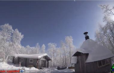 100 full moons: Blazing fireball lights up Arctic sky – Yahoo