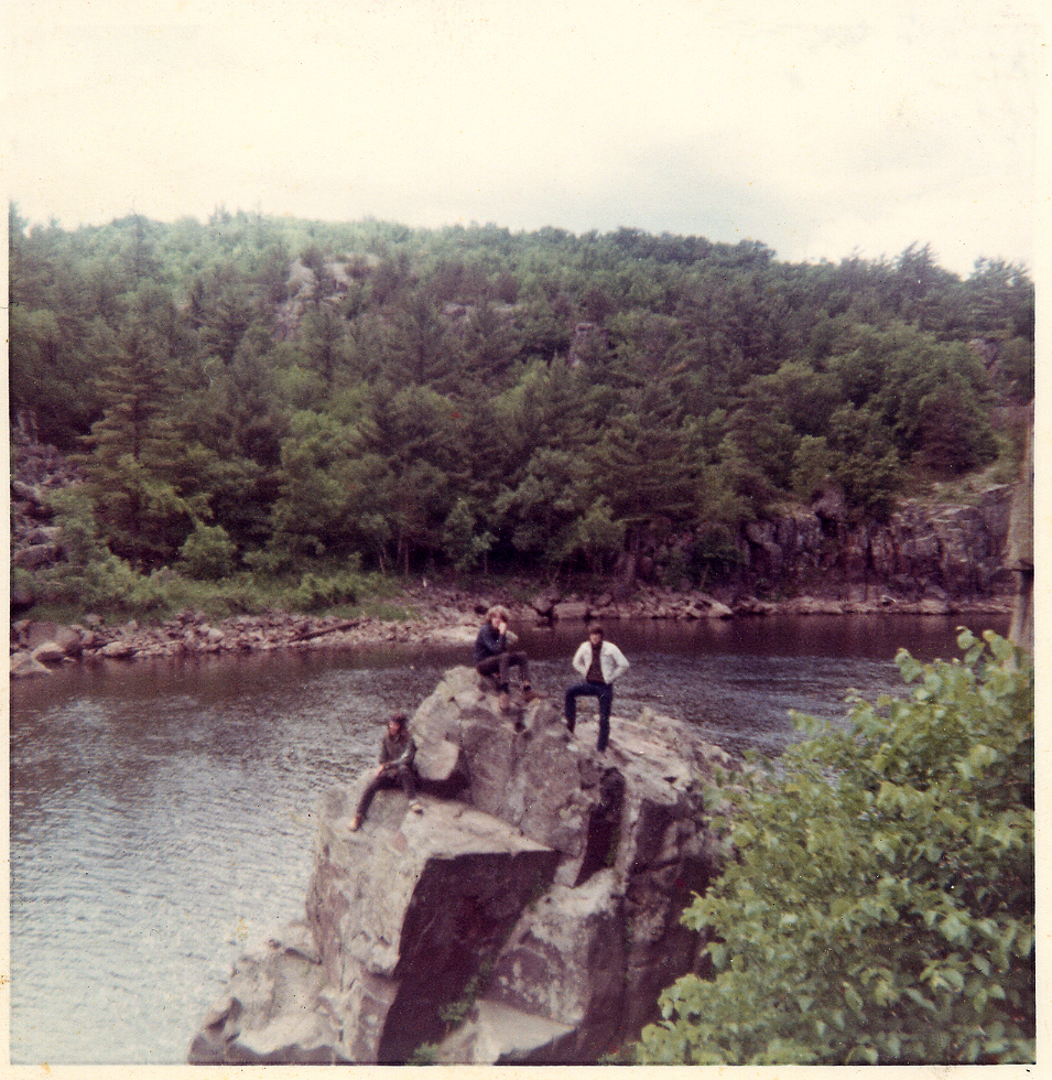 St. Croix Falls, early Sum