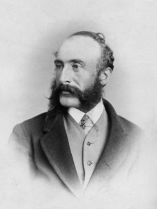Robert Grant Haliburton (1831 -1901) a 19th Century Canadian author, anthropologist and antiquarian, founder of the Nova Scotian Institute of Natural Science