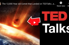The 12,000 Year old Comet that Landed on TEDTalks…and Erased Ancient Civilization – Greenland Crater (Video)
