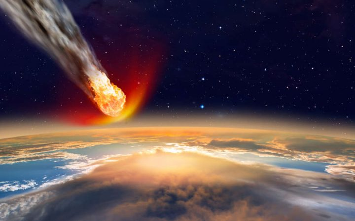 Iridium,  a metal associated with the asteroid that ended the Cretaceous era can act like a stealth bomb, entering the nucleus of a cancer cell.   Image - Muratart/Shutterstock
