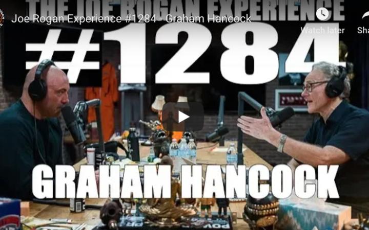 Graham Hancock returns to the Joe Rogan Experience podcast!