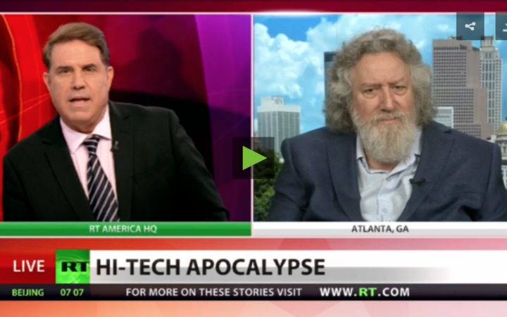 NEW: What'll happen when superflare hits Earth – Randall Carlson visits RT America (Video)