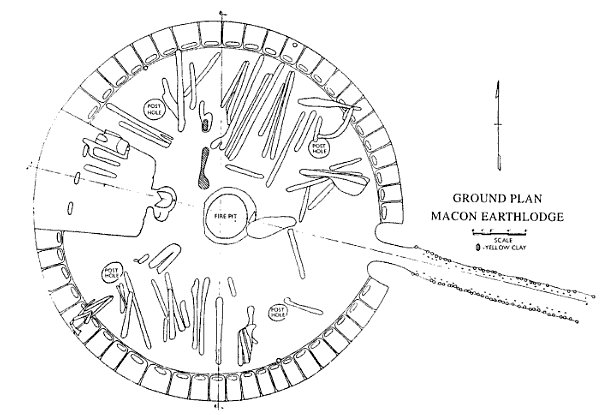 ocmulgee, earth lodge, ground plan, comet, two tail, taurids, randall carlson