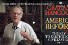 America Before: The Key to Earth's Lost Civilisation, by Graham Hancock