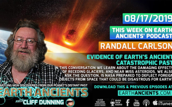 Randall Carlson -Evidence of Earth's Ancient Catastrophic Past