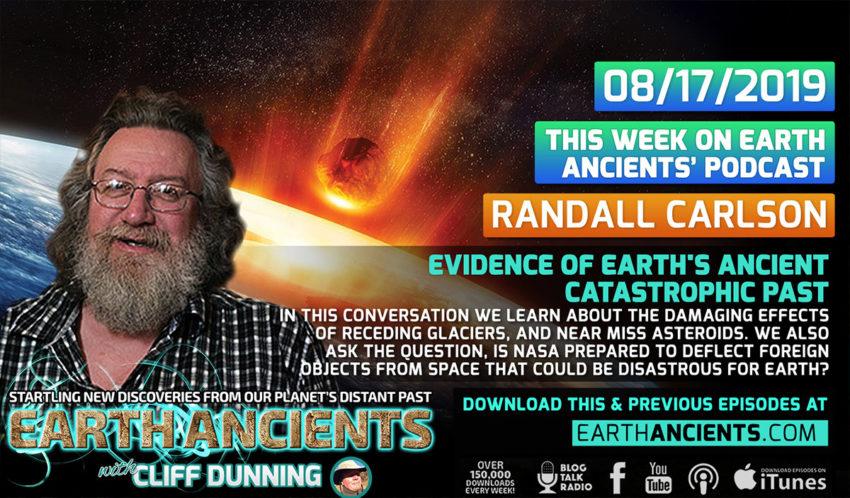 randall carlson, earth ancients